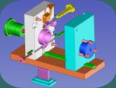 L'étude en 3D de la conception de l'outillage coquille pour le moulage en fonderie aluminium