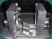 L'aboutissement du projet 3D par la réalisation de l'outillage coquille pour la coulée en fonderie par gravité
