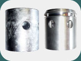En fonderie coquille aluminium ou bronze aluminium, la realisation d une ebauche de fonderie proche de la piece usinee permet une reduction du prix de la matiere et du prix de l usinage